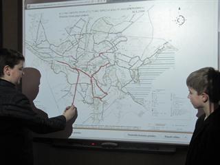 Analizuojant Kauno miesto dviračių takų studiją